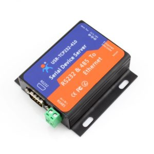 USR-TCP232-410-Serial RS232 RS485 to Ethernet TCP/IP Server