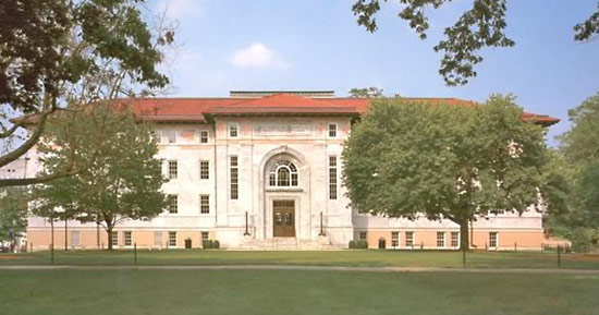 Candler Library @ Emory University