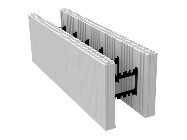 First ICF (Insulated Concrete Form) Residential Project –