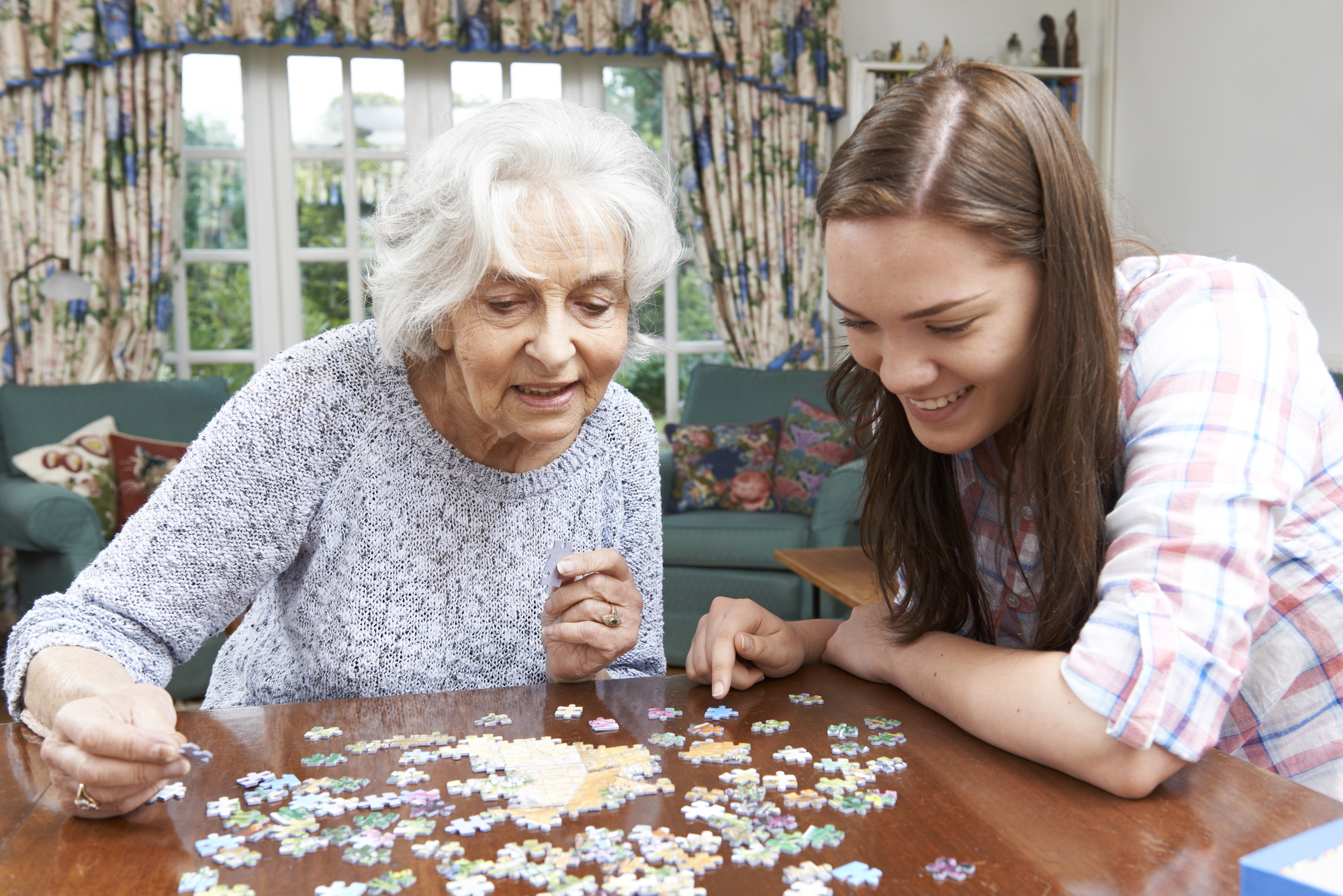 The Top Four Benefits of Growing Older
