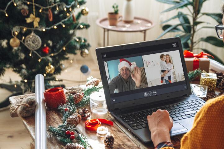 Calling family during Christmas quarantine