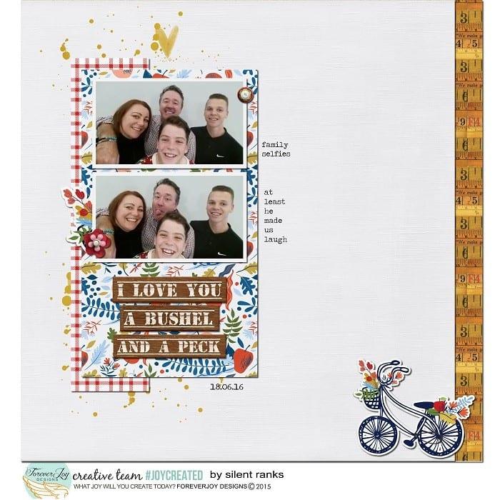 family-selfies