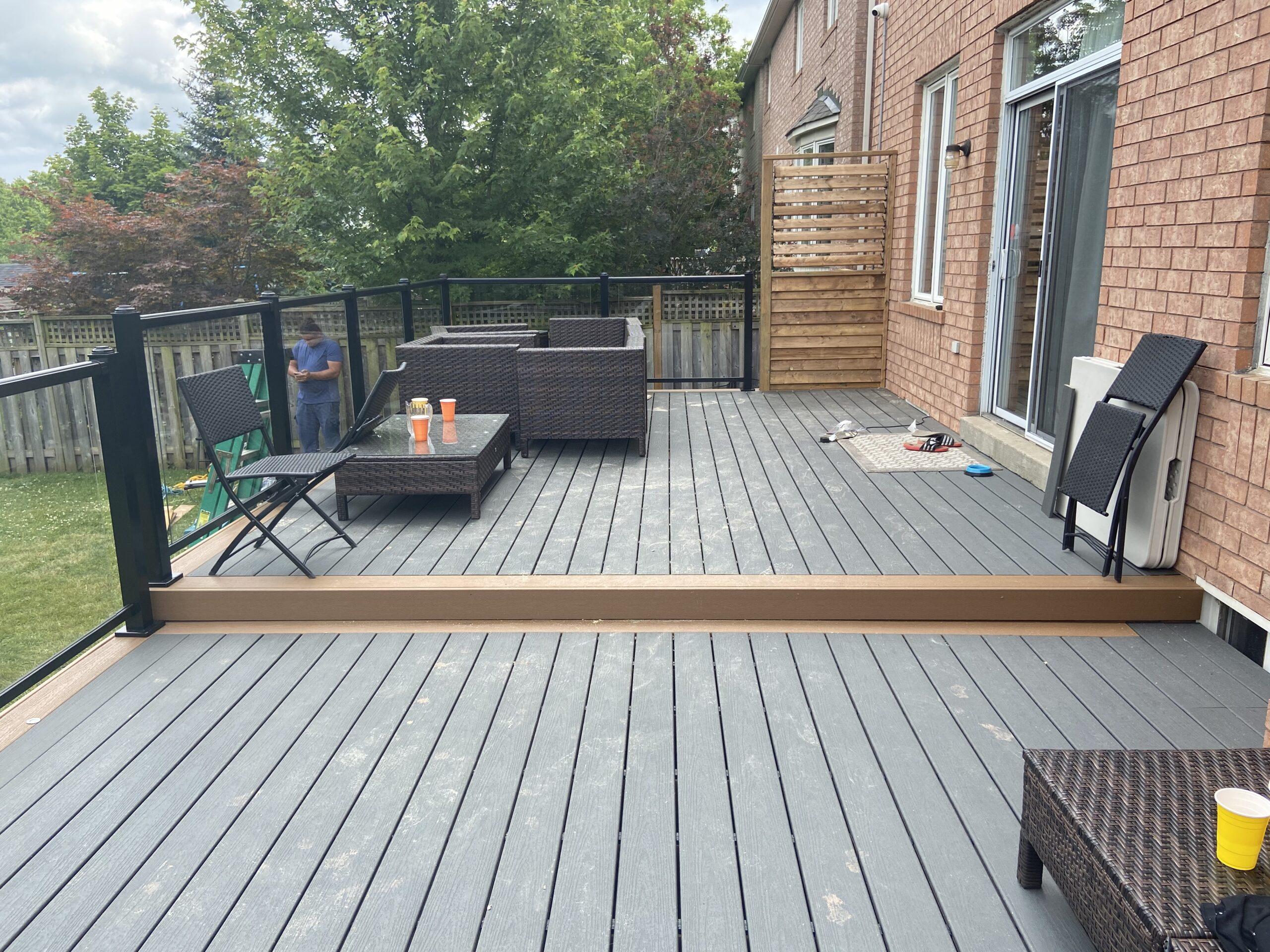 brampton deck builder