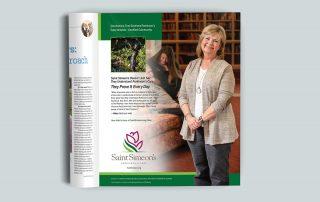Saint Simeon's Parkinsons campaign ad 3/3