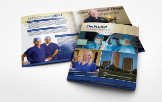 Oklahoma Surgical Hospital Quality Brochure