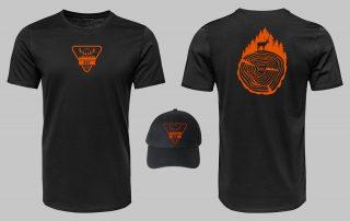 ODC t-shirt design