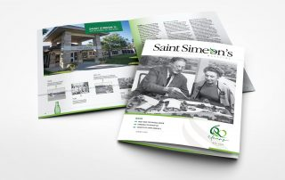 Saint Simeon's Foundation magazine
