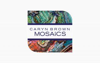 Caryn Brown Mosaics Logo