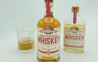 Pilot Daves Whiskey Packaging