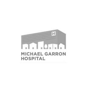 Micheal Garron Hospital Logo