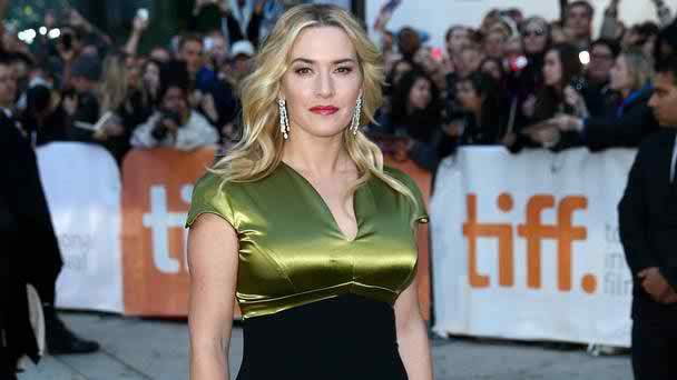 Kate Winslet Measurements Height Weight Bra Size Age