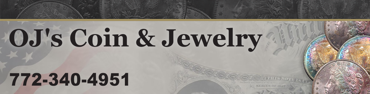 OJs Coins and Jewelry