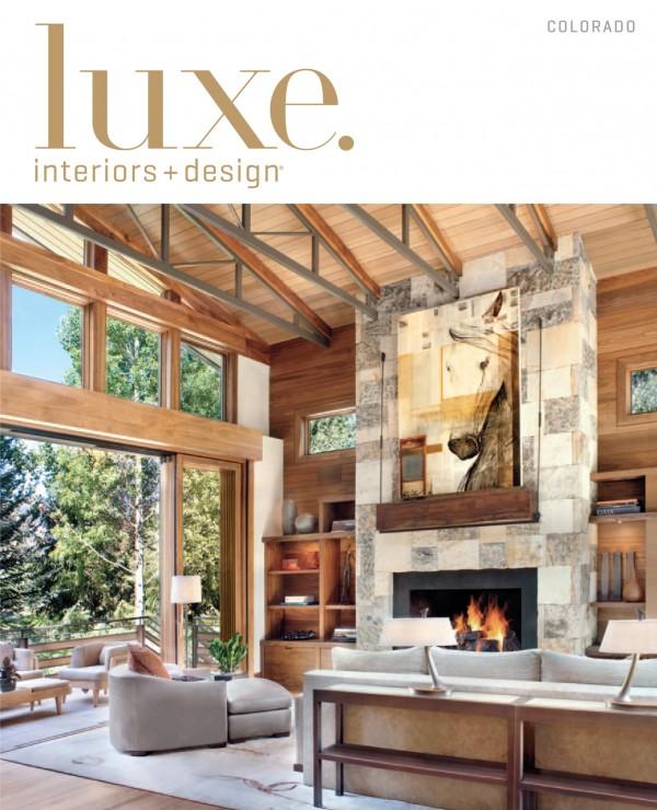 Colorado Architecture | Luxe Magazine | Studio M | Telluride CO | Interior Design