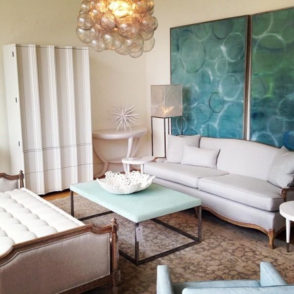 High Point Market | Neutral Coastal | Home Decor | Michelle Jennings Wiebe | Studio M Tampa | Rue Magazine | Interior Design