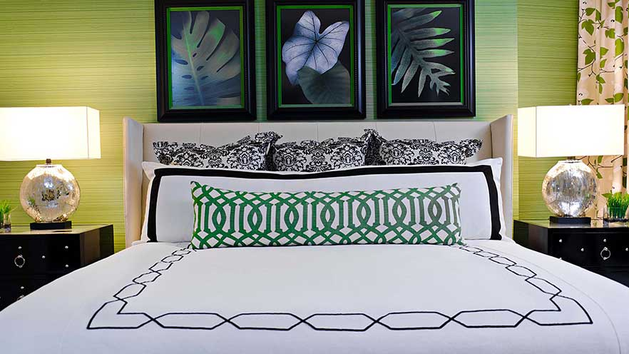 Transitional Guest Bedroom - Ideas