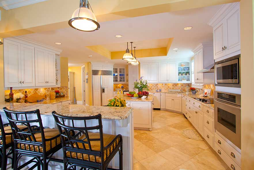 Kitchen Design Ideas - Traditional