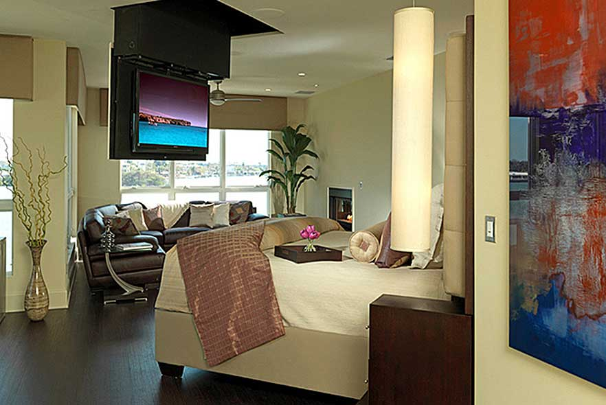 Master Bedroom - Modern Living