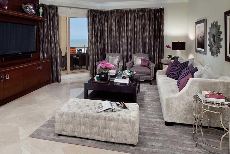 Modern Living Room - Inspiration