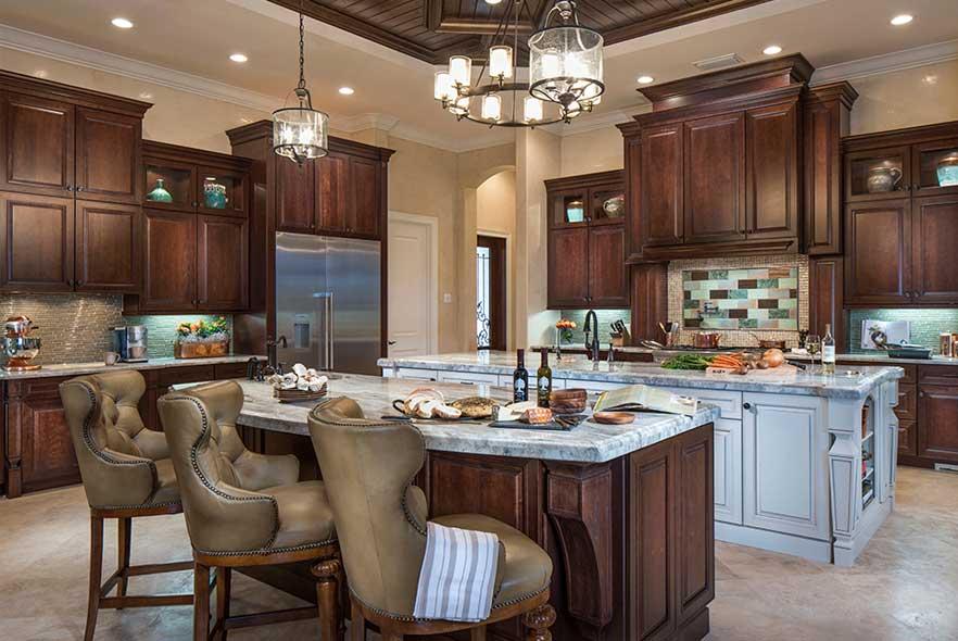 Old World - Kitchen Interior
