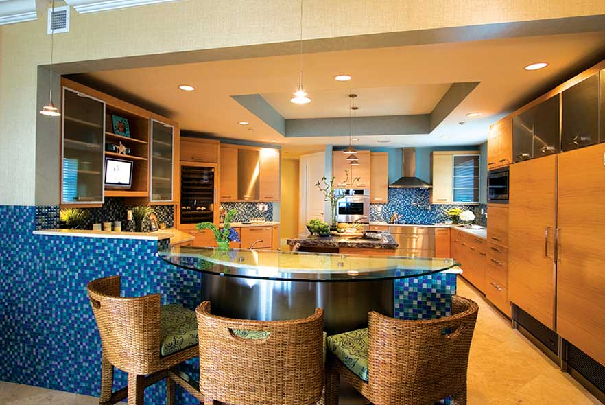 Modern Kitchen Ideas - Inspiration