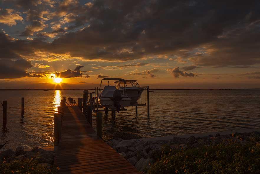 Luxury Beach Home - Sunset View