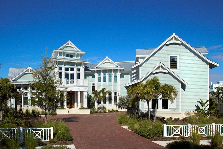 Key West - Exterior Architecture