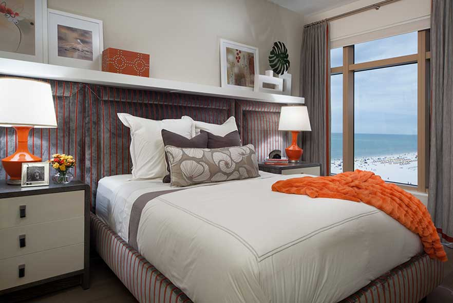 Sand Pearl Residences - Interiors