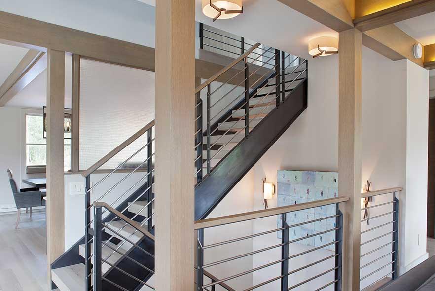 Telluride Staircase Art