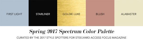 This Spring Color Palette NEEDS to be on your radar! https://interiorsbystudiom.com/spring-color-palette-focus-magazine/