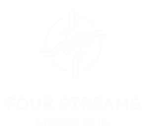 Footer logo for Four Streams Marketing