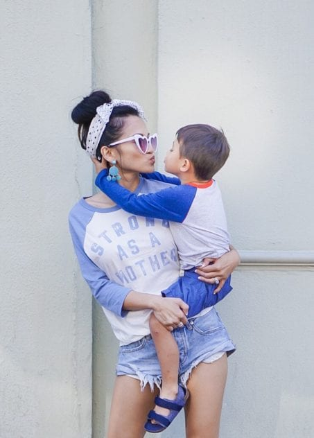 mom and son, #boymom, #momlife, motherhood quotes, Mother's Day quotes, mother's love, Mother's Day, strong as a mother, heart shaped glasses, mom and son