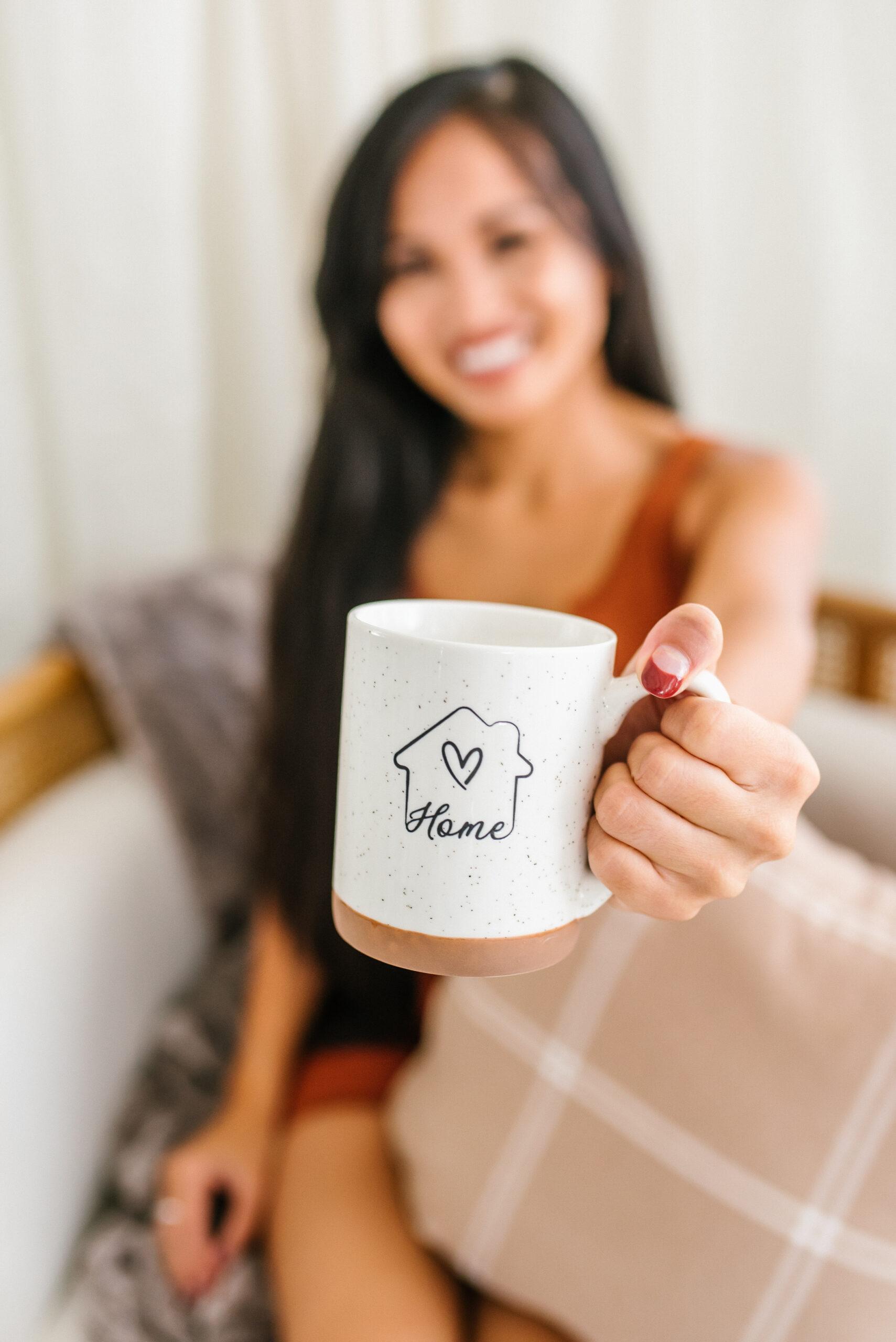 fall mug, coffee mug, home mug