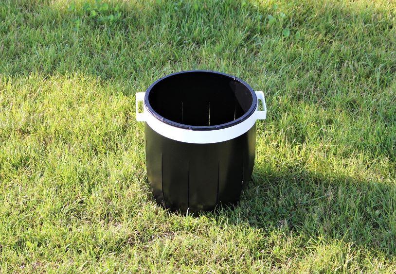 Barrel Ball Bucket