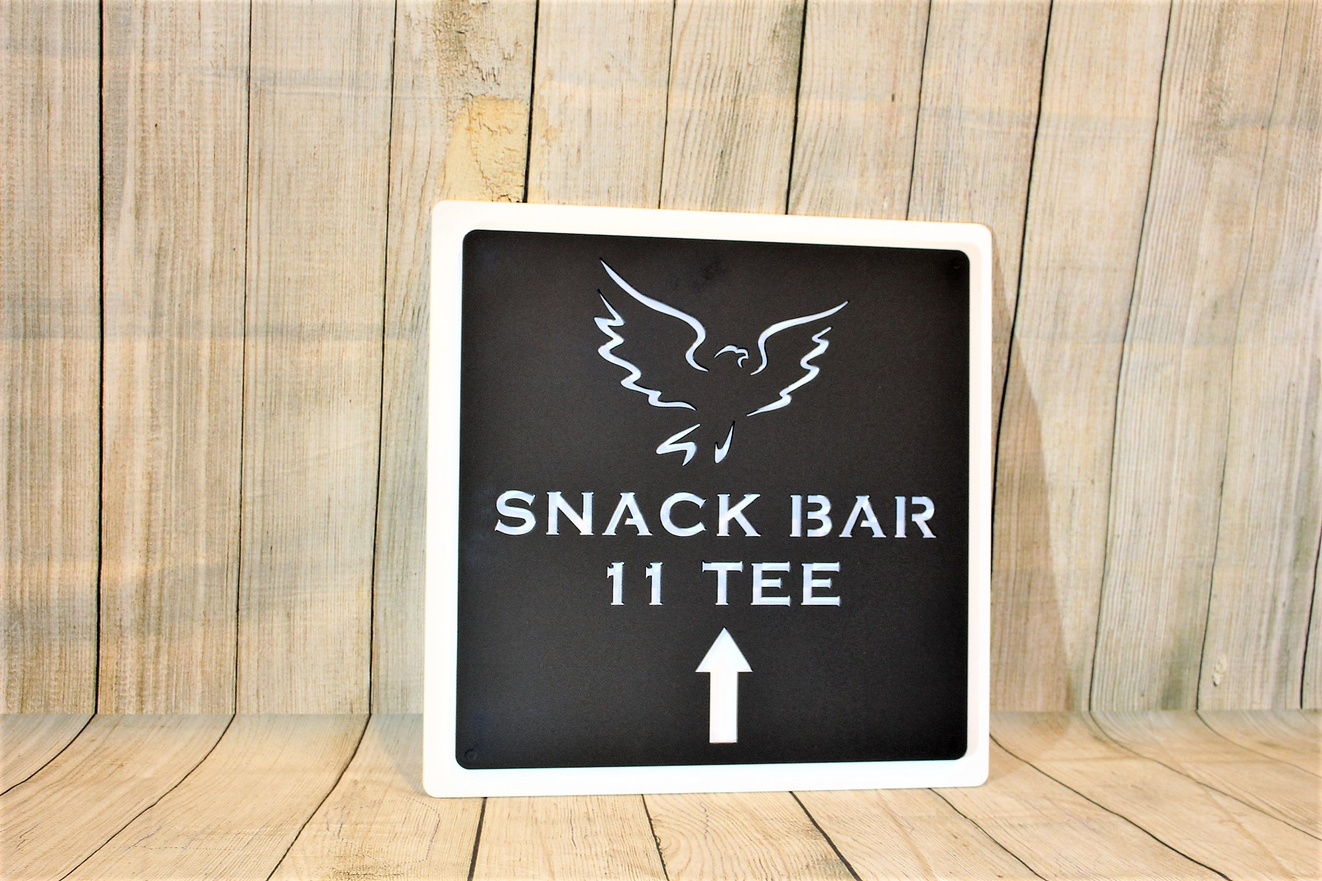 Directional Signs -The Club at Cordillera