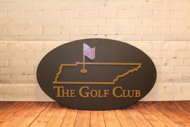 Logo Emblem -The Golf Club of Tennessee