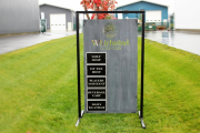 Daily Information Sign -Whirlwind