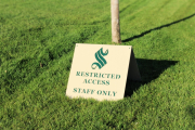 Golf Course Signs Sonoma