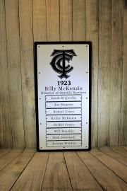 Staff Sign -Timuquana Country Club