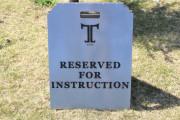 Teaching Sign -CC of Sioux Falls