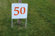 Driving Range Signs -Citrus Club