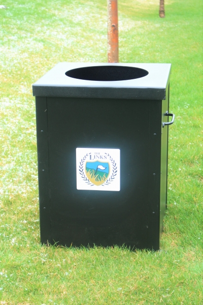 Waste Enclosures -The Links