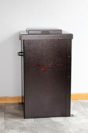 Garbage Can Enclosures -Jimmie Austin