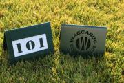 Par 3 Signs --Waccabuc