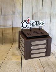 Golf Tournament Trophy -THE GOBBLER TROON
