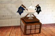 Interclub Perpetual Trophy -Gaillardia