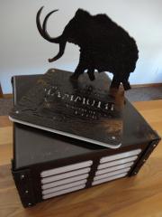 Perpetual Golf Trophy -Mammoth