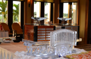 Perpetual Golf Tournament Trophy --Coral Creek