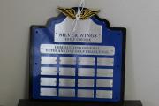 Perpetual Plaque Silverwings