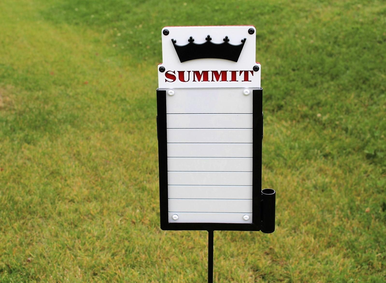 Proximity Markers -SUMMIT CLUB