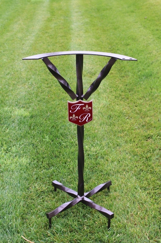 Bag Stand -Frenchman's Reserve